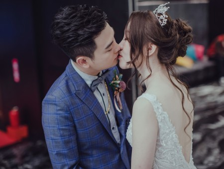 婚禮紀錄| 宴客地點:彰化 皇潮鼎宴禮宴會館|後賢+佳蕙 訂結婚  宴客
