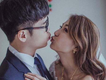 婚禮紀錄| 宴客地點:台北士林 花卉村餐廳 |煜展+彥君 結婚  宴客