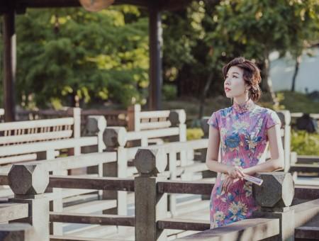 自主婚紗-旗袍