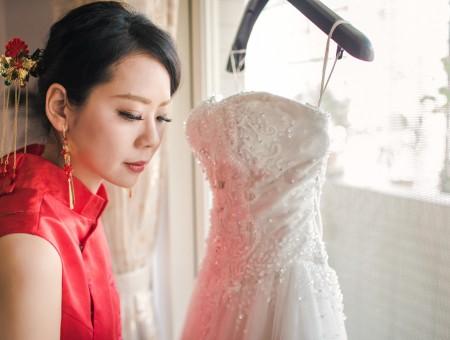 婚禮紀錄| 宴客地點:台北大直 仁和齋食尚喜宴會場|修緯 +宇婕 文定 結婚 迎娶  宴客